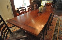 Trestle Table I