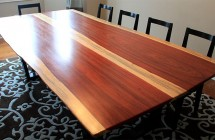 Padauk Dining Table